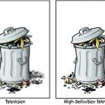 Diferencia entre la Televisión actual y la Alta Definición