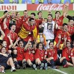 ¡España Campeona de la Eurocopa!