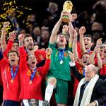 ESPAÑA Campeona del Mundo de Fútbol