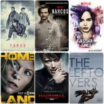 Mis series de televisión en 2015