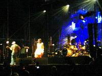Concierto Amaral en Santiago
