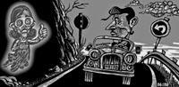 La Autoestopista Fantasma